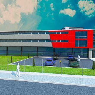 Склад за промишлени материали - Асеновград